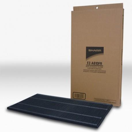 Deodorizační filtr Sharp FZ-A61DFR pro čističku vzduchu KC-A60EU-W