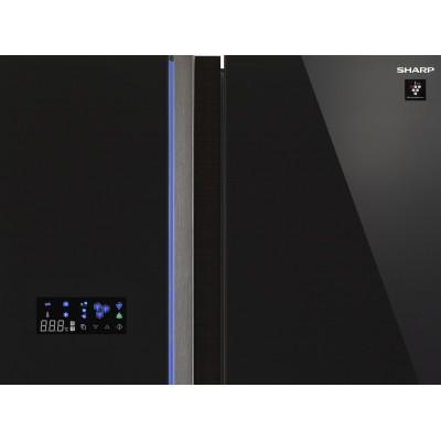 Lednice Sharp SJ-FS810VBK