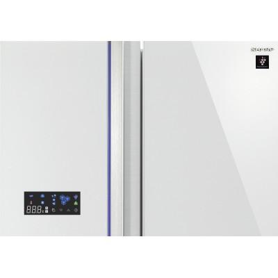 Lednice Sharp SJ-FS810VWH