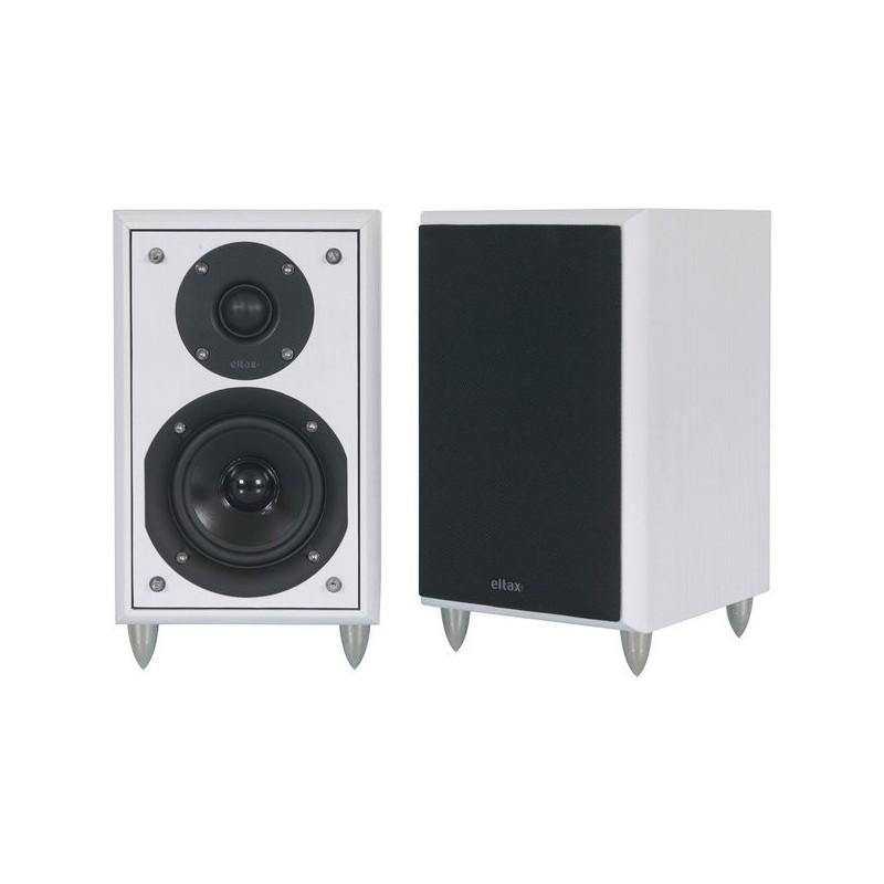 Regálové reproduktory Eltax Monitor I bílá