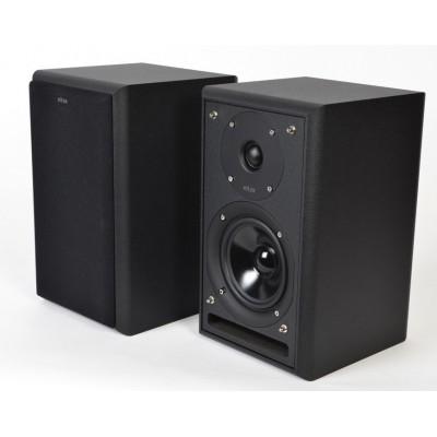 Regálové reproduktory s Bluetooth Eltax Monitor III  BT černá