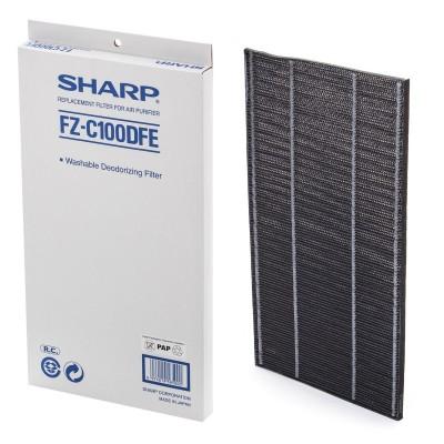 Uhlíkový filtr Sharp FZ-C100DFE pro čističku vzduchu KC-850