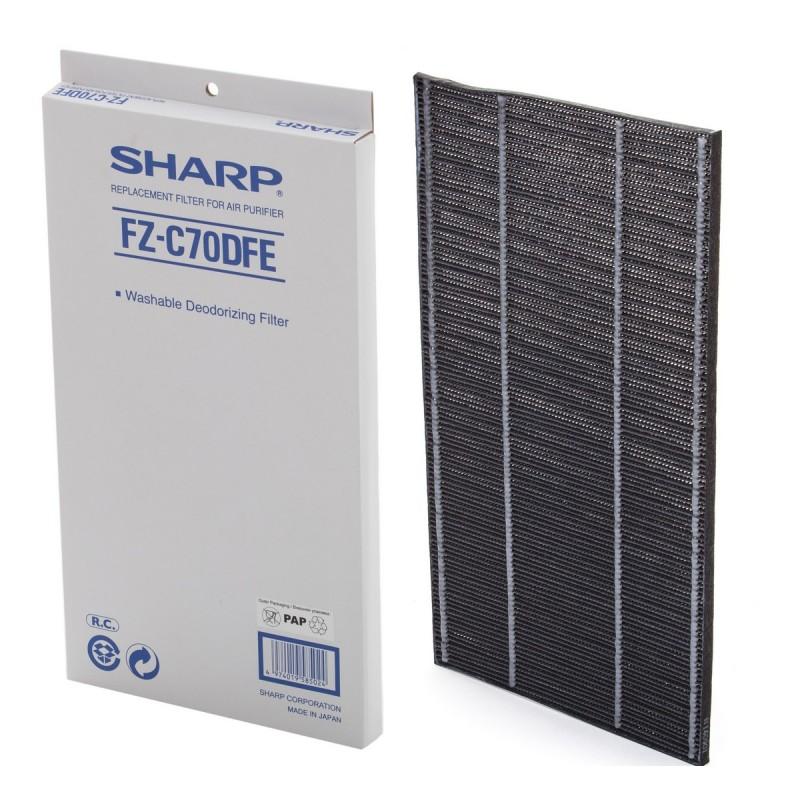 Uhlíkový filtr Sharp FZ-C70DFE pro čističku vzduchu KC-840