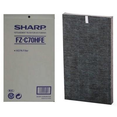 HEPA filtr Sharp FZ-C70HFE pro čističku vzduchu KC-840
