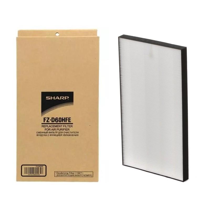 HEPA filtr Sharp FZ-D60HFE pro čističku vzduchu KC-D60EUW