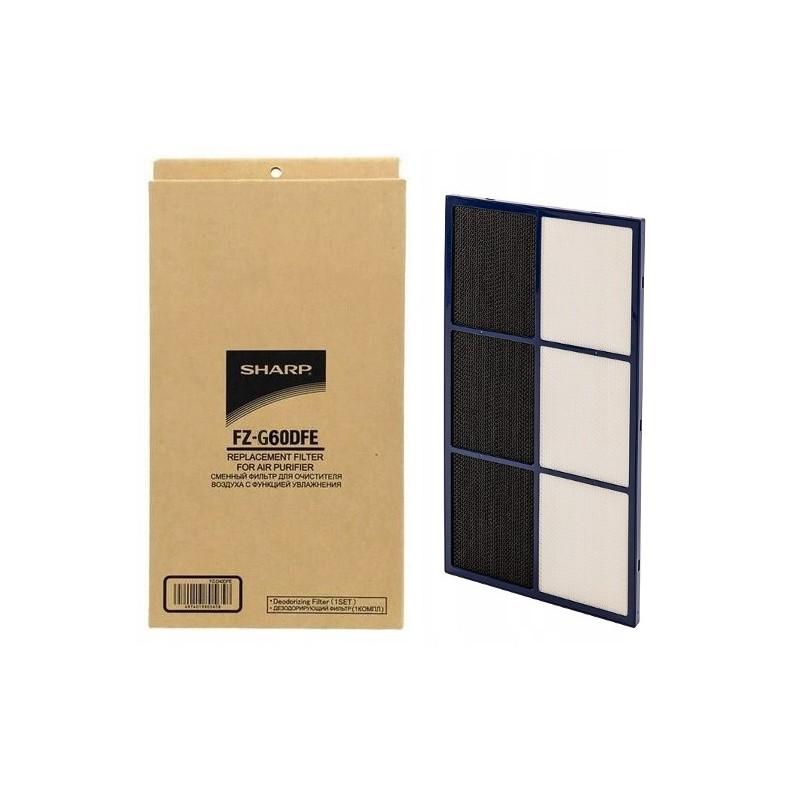 Dezodorizační filtr Sharp FZ-G60DFE