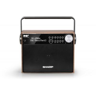 Radiopřijímač Sharp DR-P350