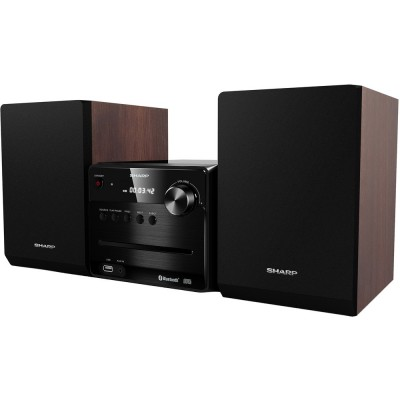Audio systém Sharp XL-B510BR