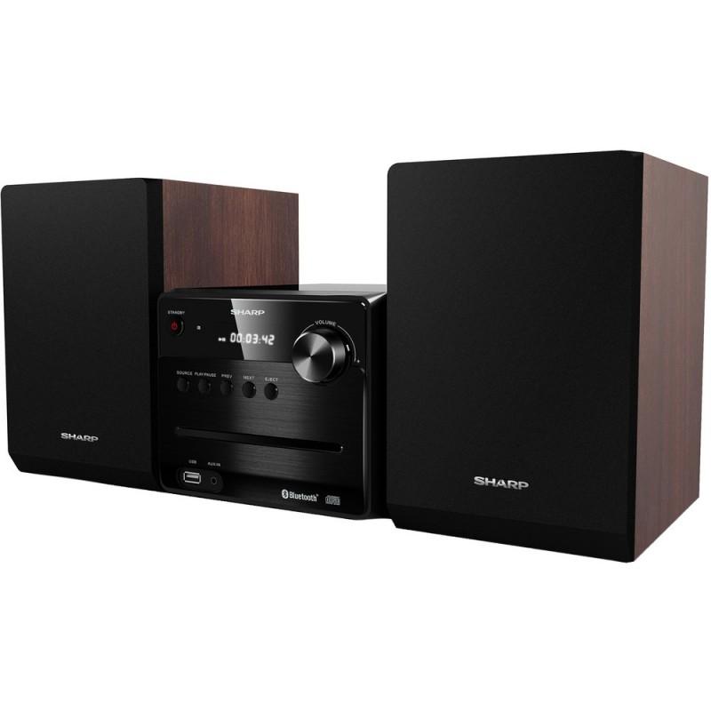 Audio systém Sharp XL-B510BR