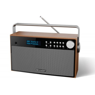 Radiopřijímač Sharp DR-P355