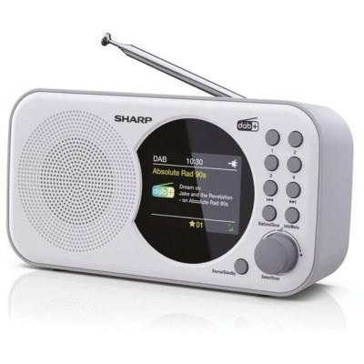 Radiopřijímač Sharp DR-P320WH