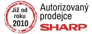 Autorizovaný prodejce Sharp